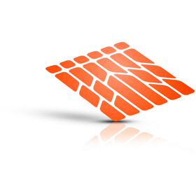 Riesel Design re:flex Reflective Stickers orange